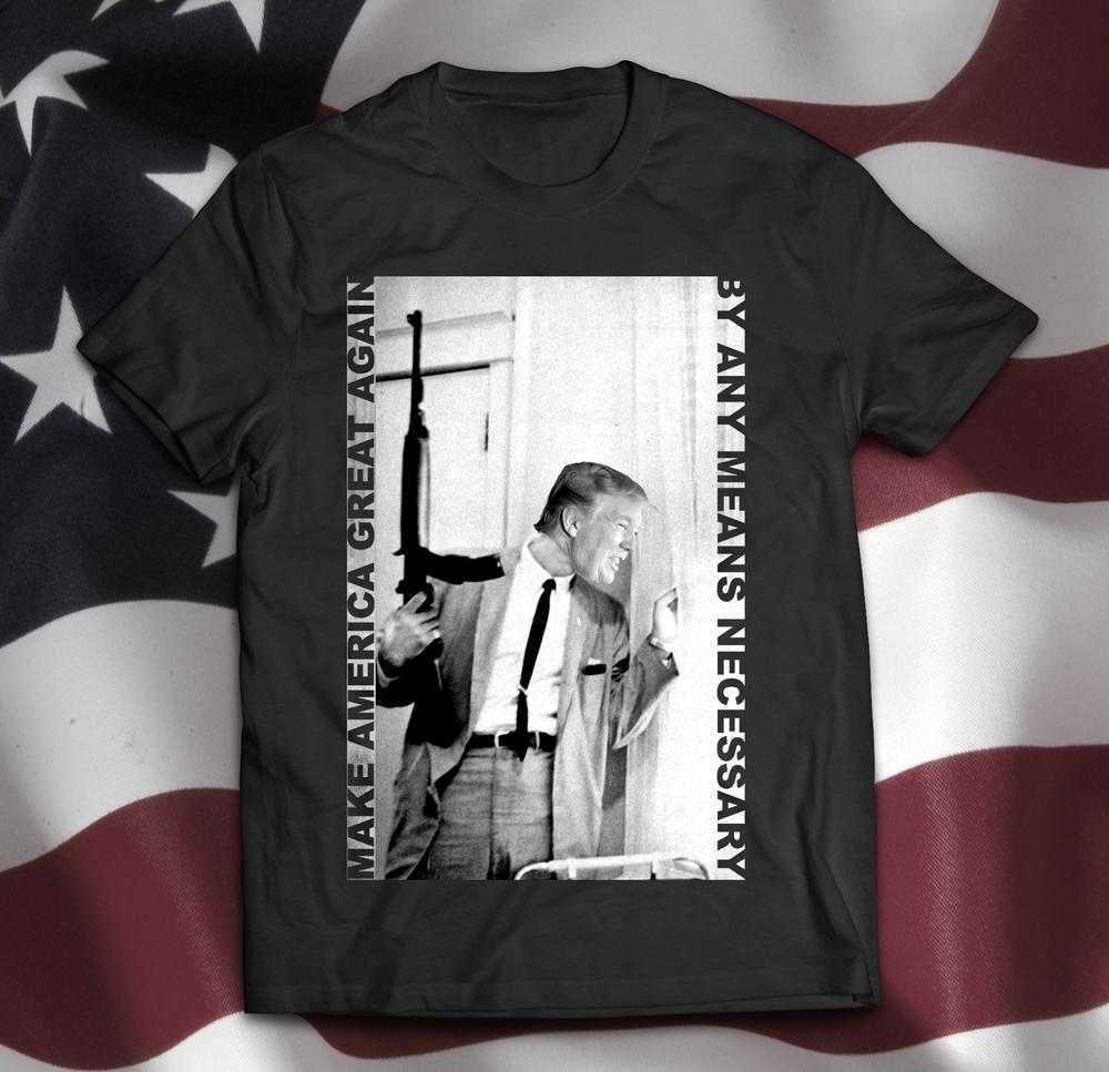 Image of American Hero Tee