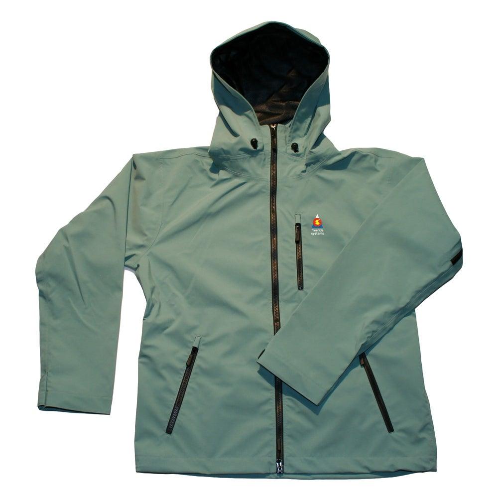 Image of Antero II Plus Hardshell Polartec Neoshell Jacket Mint