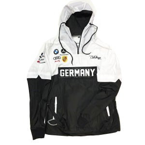 "Image of Club Foreign Germany Race Windbreaker Jacket ""Detachable"""