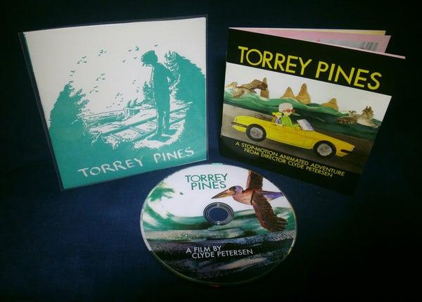 Image of Torrey Pines DVD (Pre-Order)