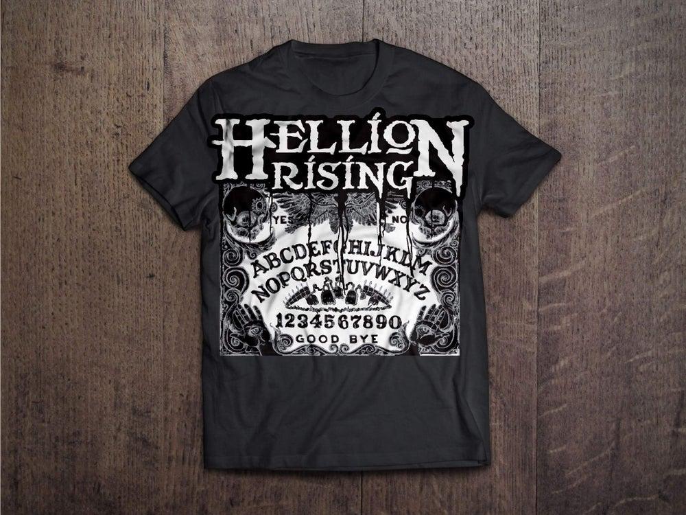 Image of Hellion Rising Ouija Shirt