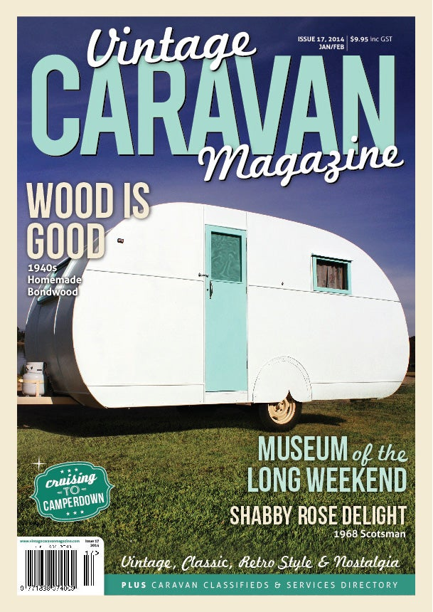 Image of Issue 17 Vintage Caravan Magazine
