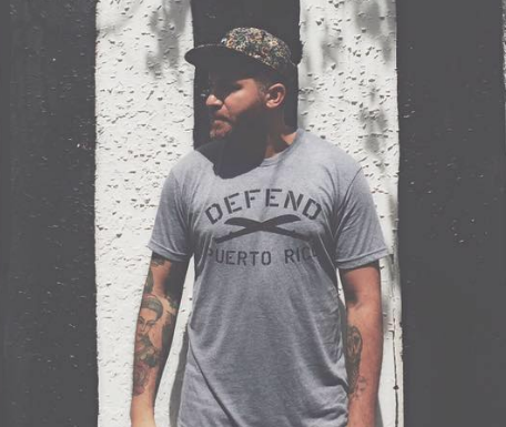 Image of Defend PR Tee