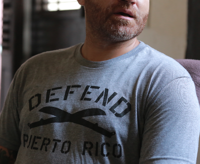 Image of Defend PR Tee