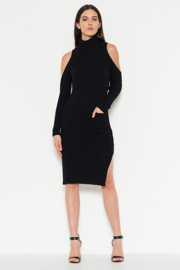 Image of Sweet Sweater Dress