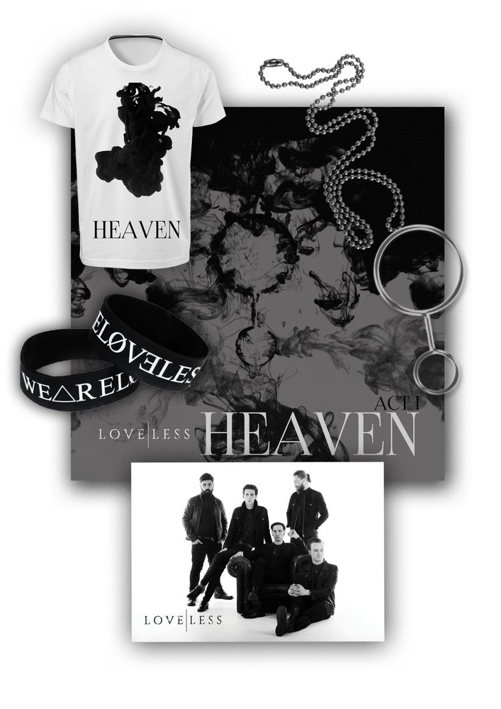 Image of ACT 1: HEAVEN - BUNDLE