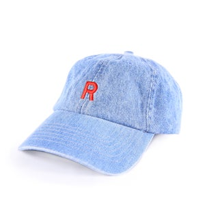 Image of Team Rocket Low Profile Sports Cap - Denim