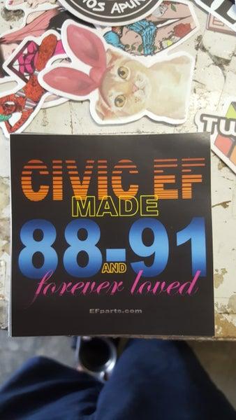 Image of EF Sticker Pack!