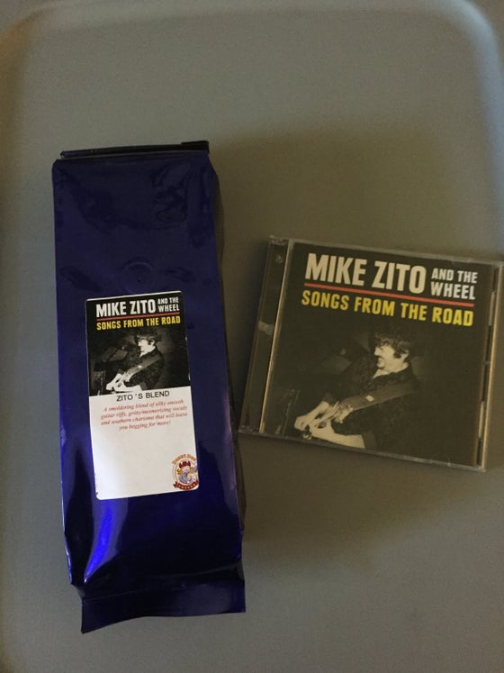 "Image of ""Songs from the Road"" Promo pack - music & coffee - SPECIAL"