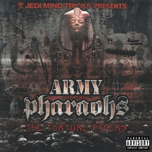 Image of Army of the Pharaohs - The Torture Papers CD