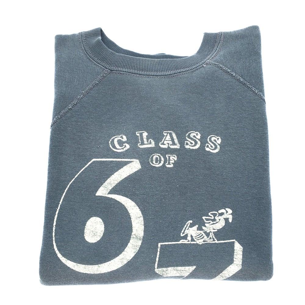 Image of Class of 67' vintage sweatshirt S/S