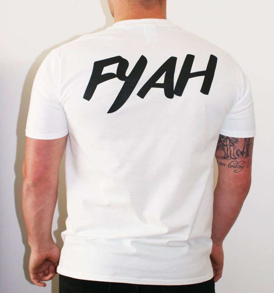 Image of Vybz Tee White