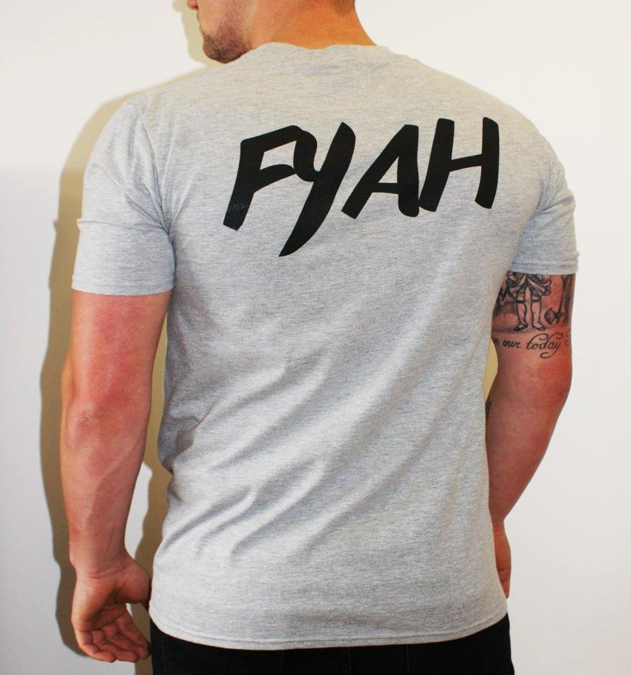 Image of Vybz Tee Grey