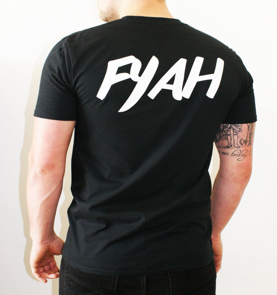 Image of Vybz Tee Black