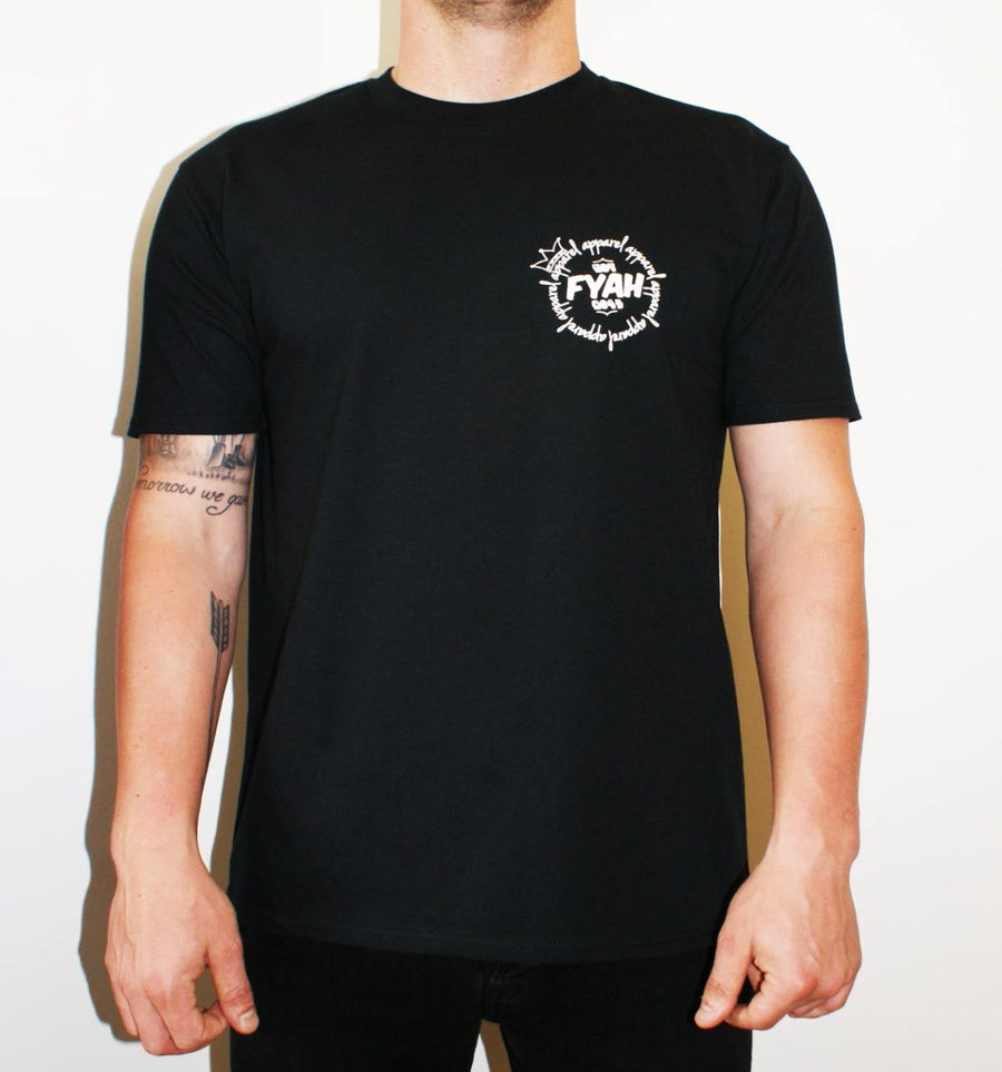 Image of Don Dada Tee Black