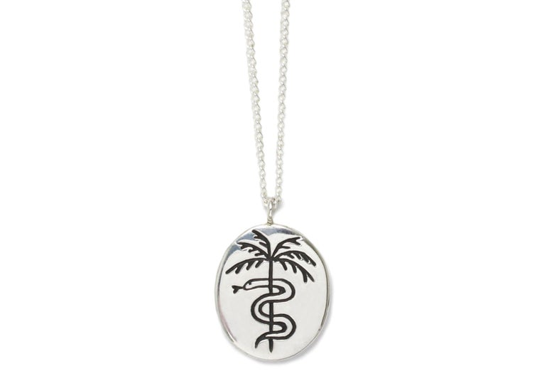 Image of PARADISE NECKLACE Ali Munn x Shannon Elliott