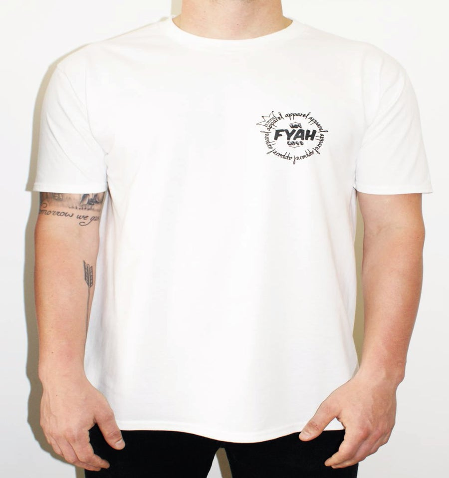 Image of Don Dada Tee White