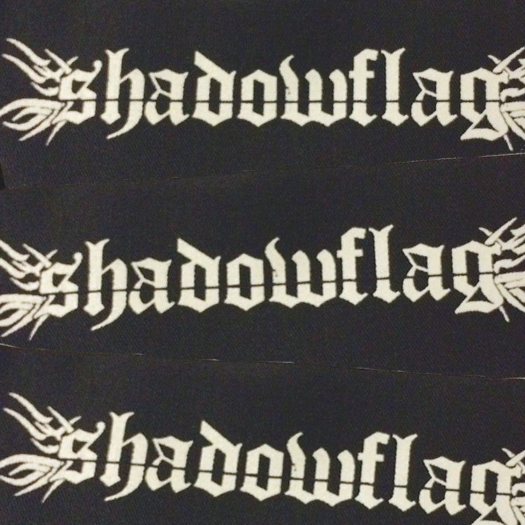 Image of Shadowflag Logo Patch