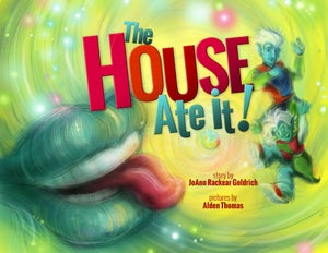 Image of The House Ate it! Paperback