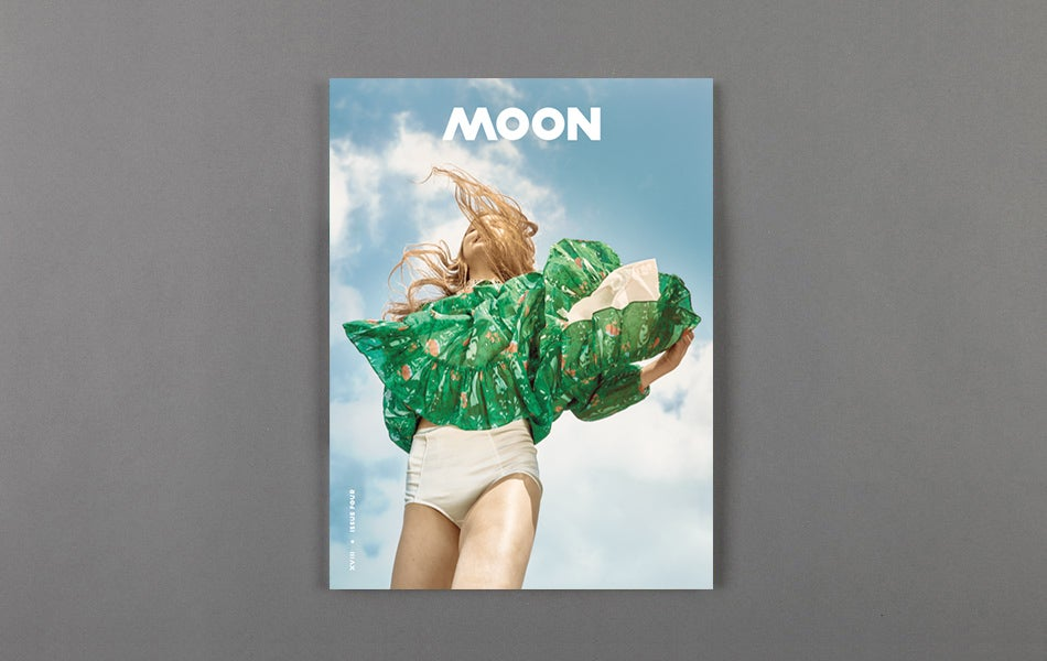 Image of Moon Issue 4