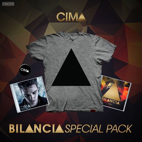 CIMA - BILANCIA SPECIAL PACK - HONIRO STORE