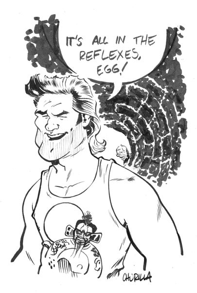 Image of Jack Burton (Big Trouble in Little China)