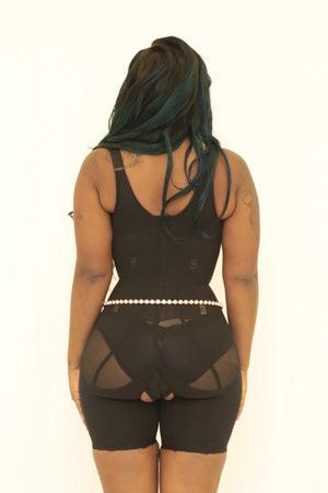 Image of The McKenzie Bodysuit Black