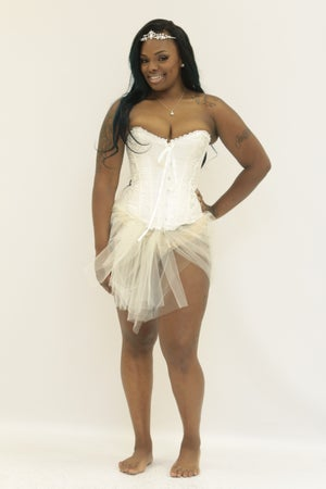 Image of The Bridal Corset