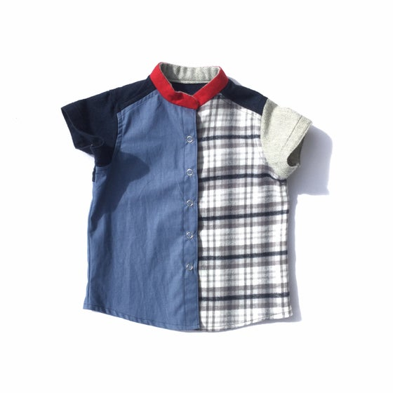 Image of ◆ G U T H R I E ◆ short sleeve plaid