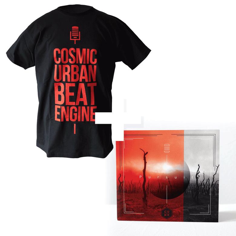 Image of Bundle: Album + Shirt