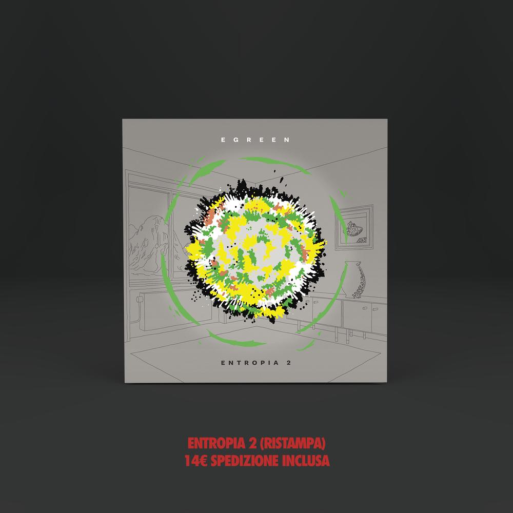 Image of ENTROPIA 2 - CD (2014)