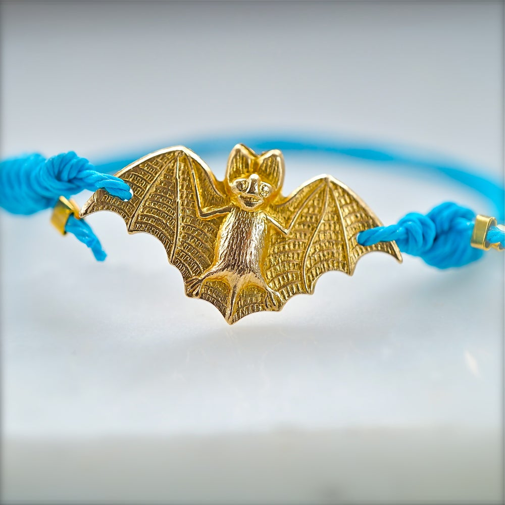 Image of Bat friendship bracelet