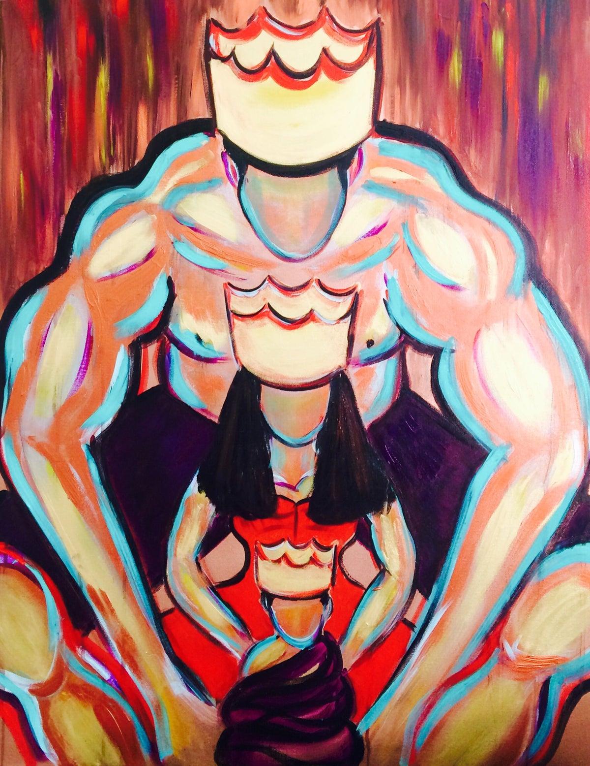 "Image of ""Divine Order"" Print"