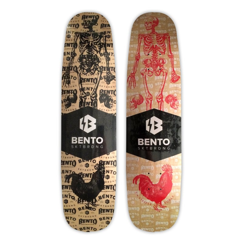Image of BENTO OLD SCHOOL 8.5 DECK