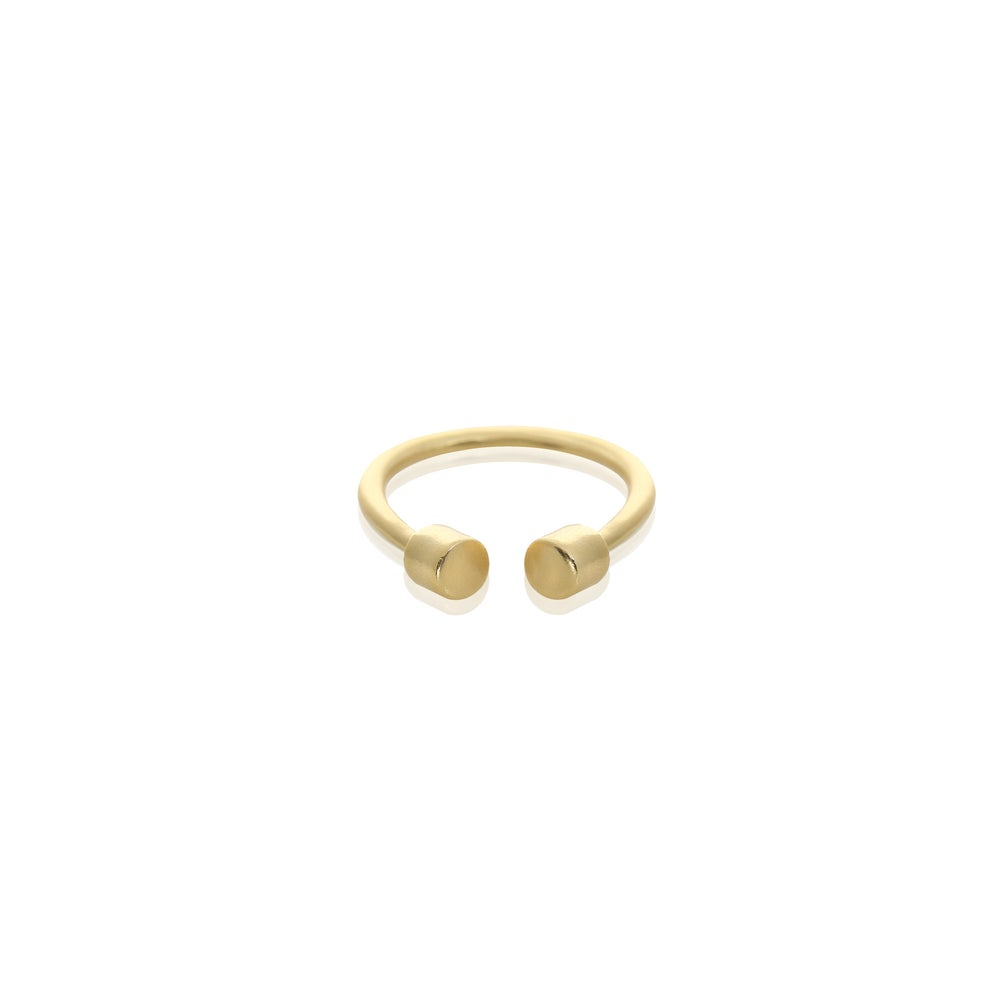 Image of Watch You Ring Gold Edition
