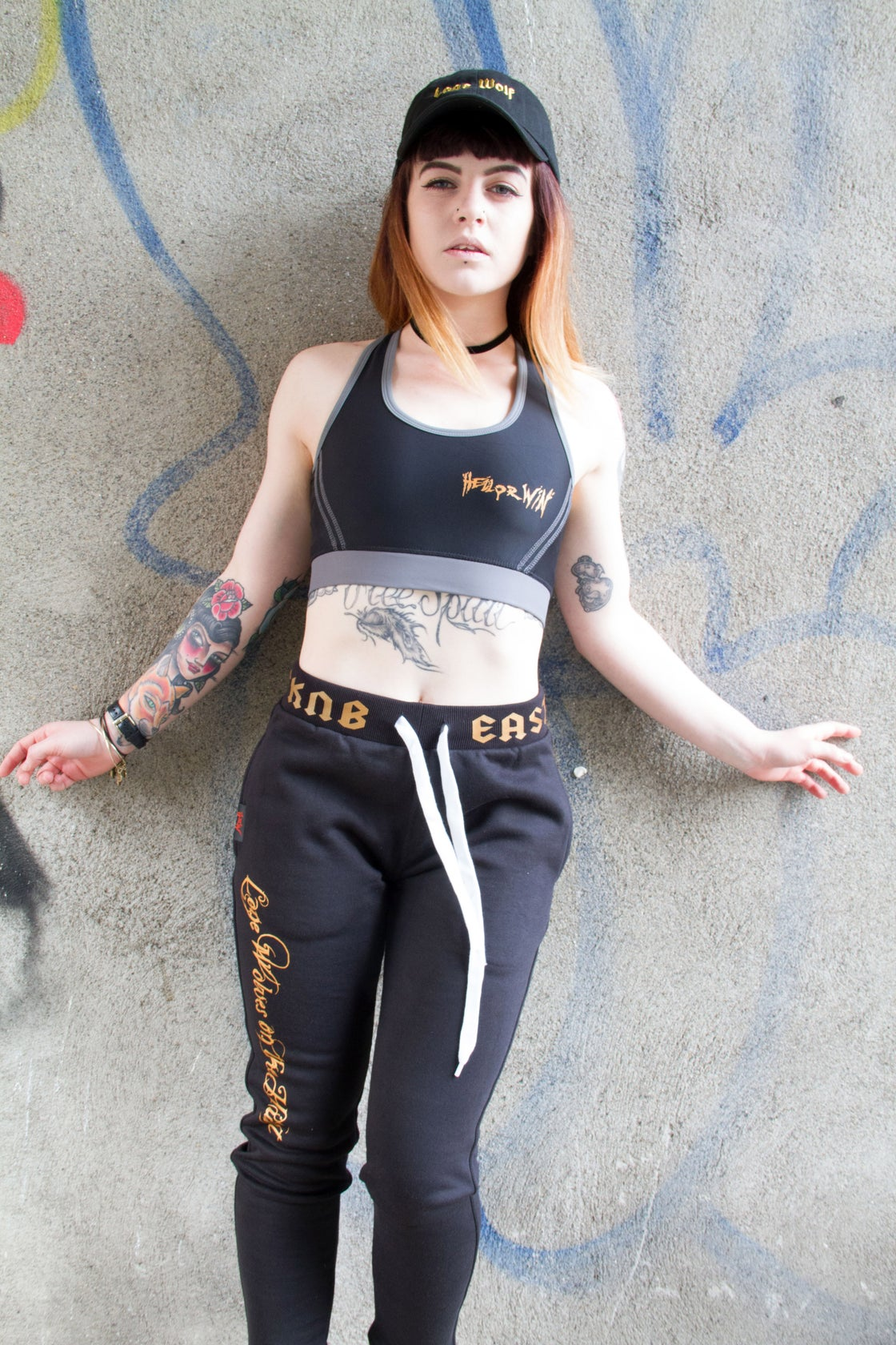 Image of Hell Joggers