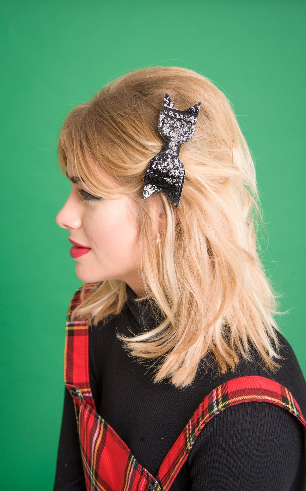 Image of Mary Lou Knotted Bow Available in Six Colours