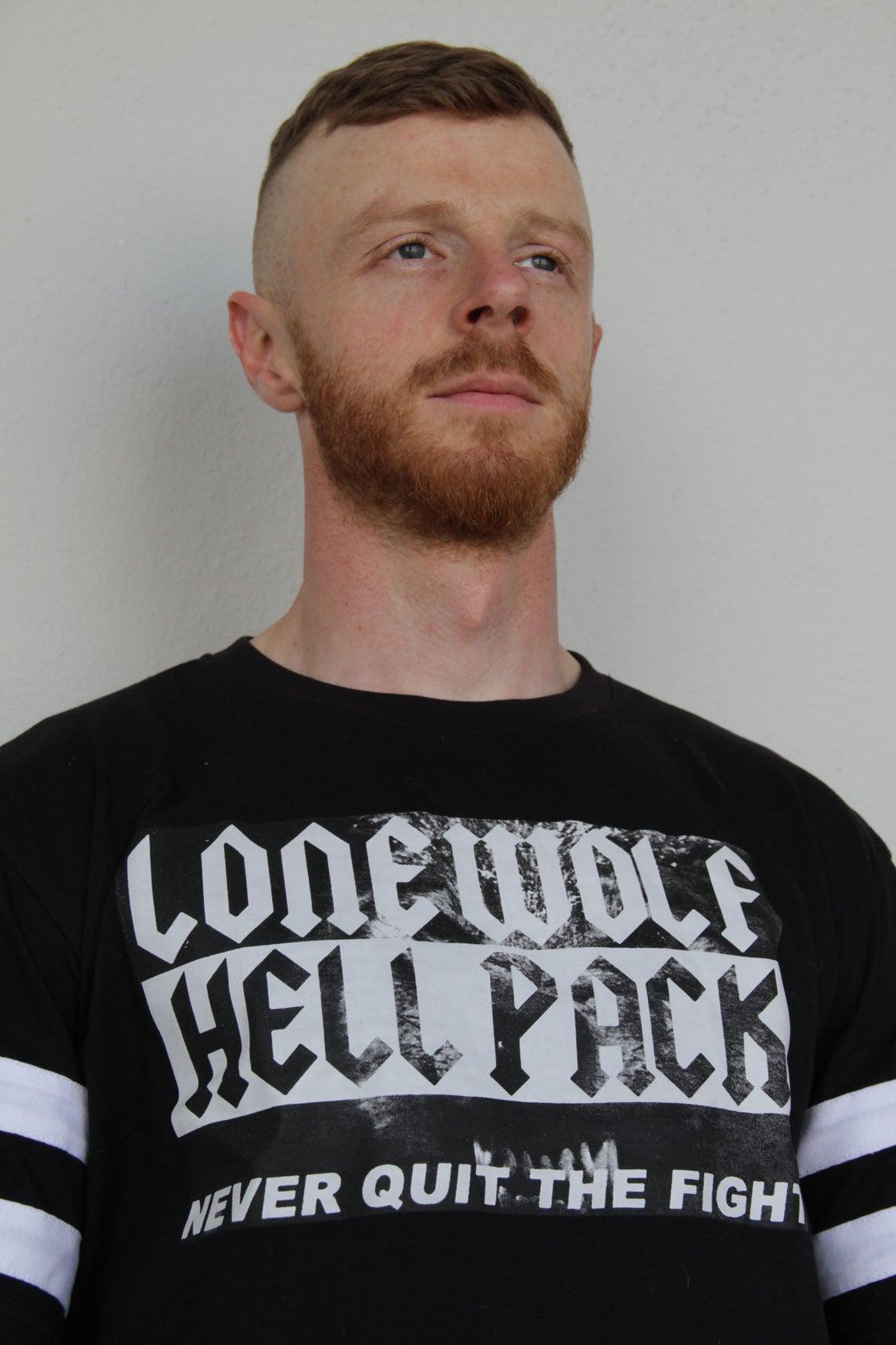 Image of LoneWolf HellPack Tee