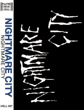 Image of NIGHTMARE CITY - Nightmare City | HELL007