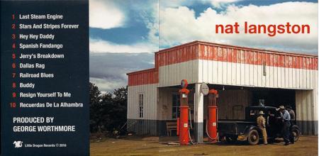 Image of Nat Langston (Order the CD)
