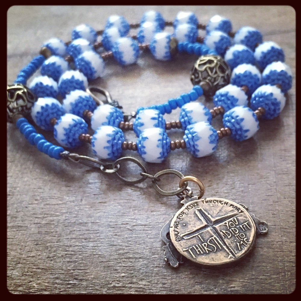 Image of ST. TERESA OF CALCUTTA NECKLACE