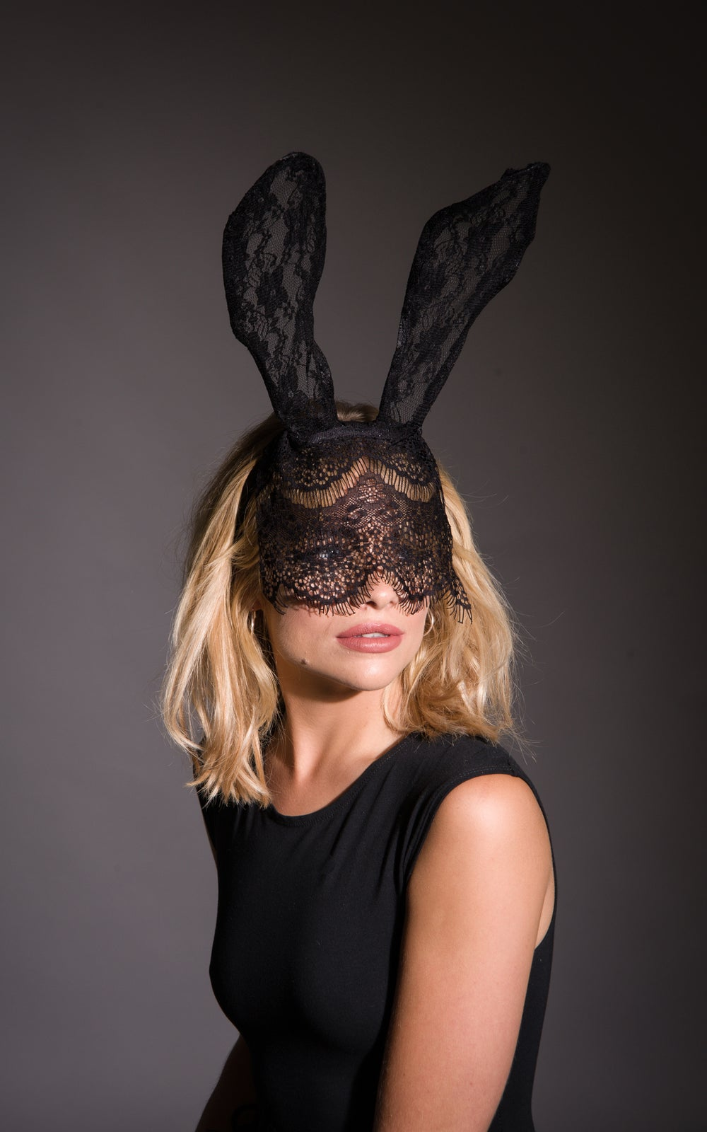 Image of Florence XL Lace Bunny Ears