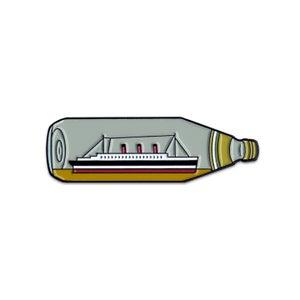 Image of 40oz TO FREEDOM ENAMEL PIN