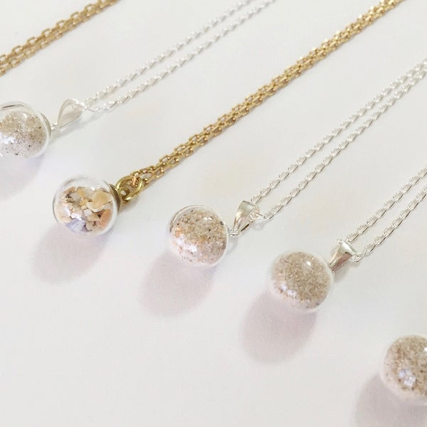 Image of Custom Necklaces - gold or silver