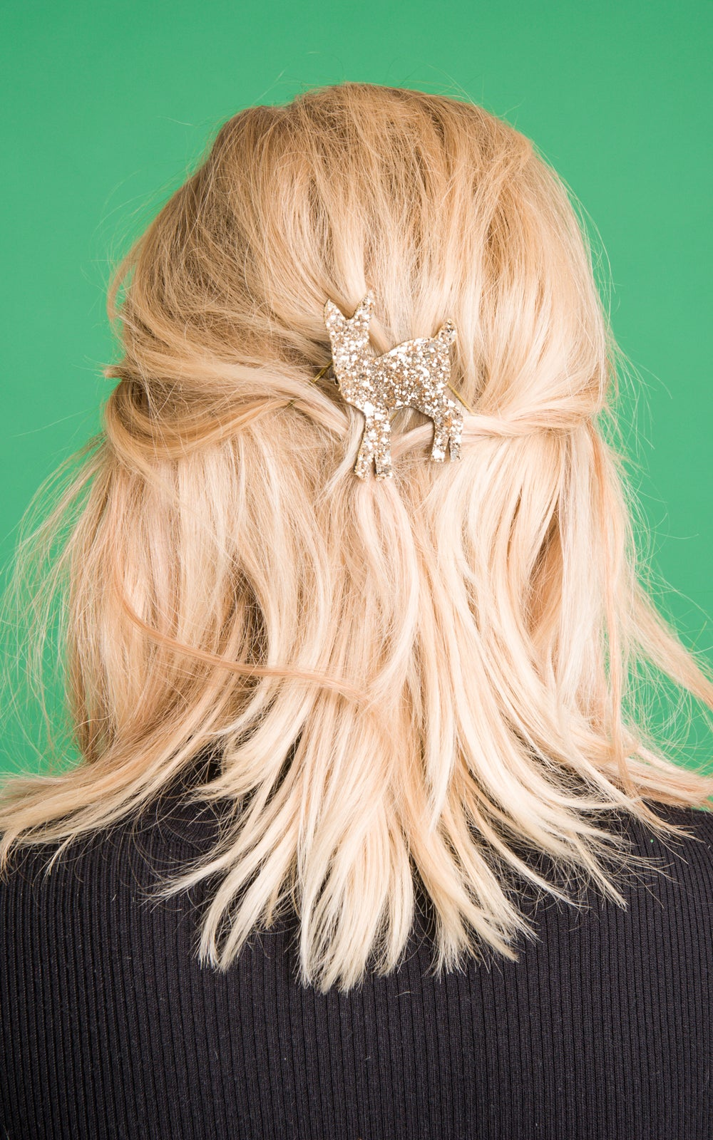 Image of Fawn Hair Clip Available in 30 colours