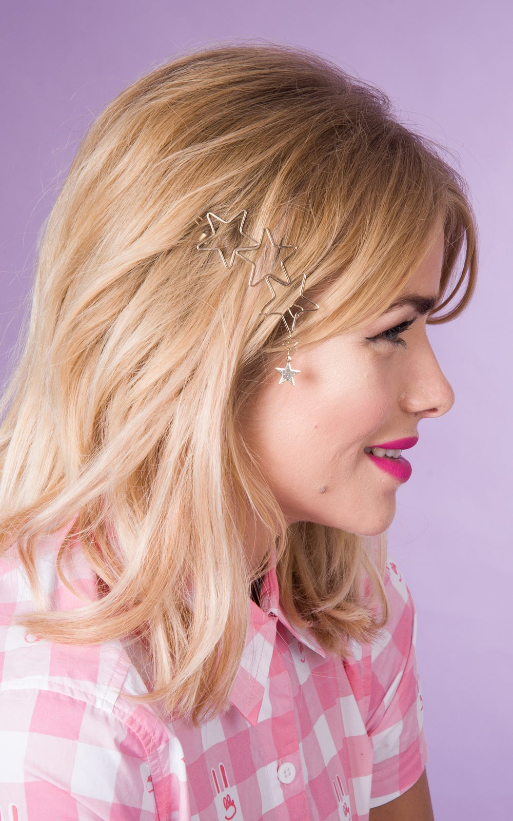 Image of Shooting Star Trio Hair Pin