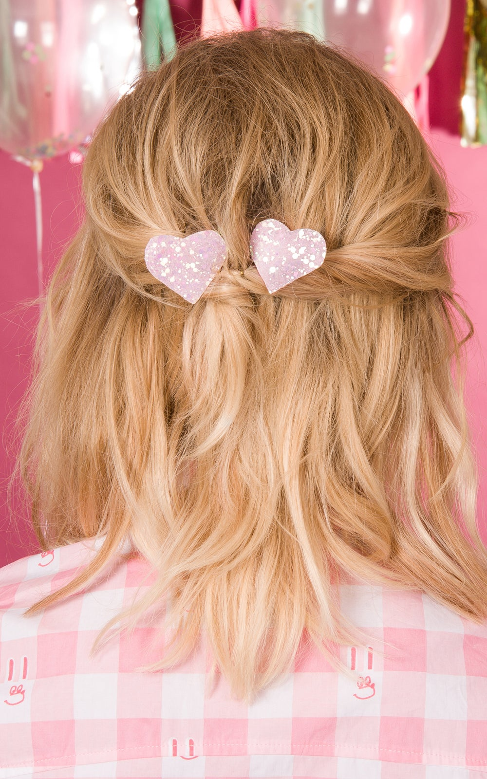 Image of Judy Heart Bobby Pins