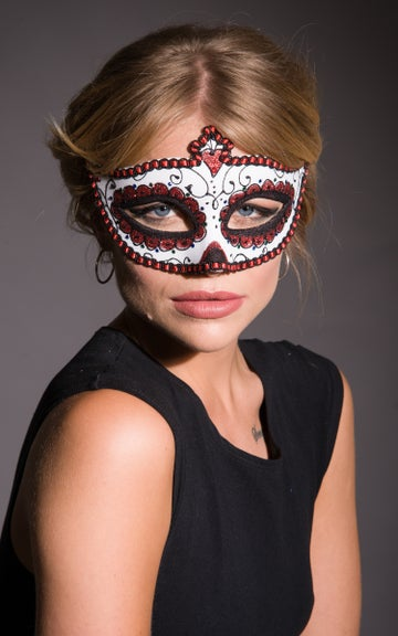 Image of Day of the Dead Mask