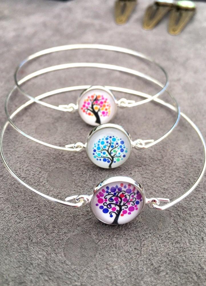Image of Bracelet Arbre de Vie