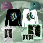 Image of PRE-ORDER: Everyone Leaves- The Lonely End (Everything Bundle)